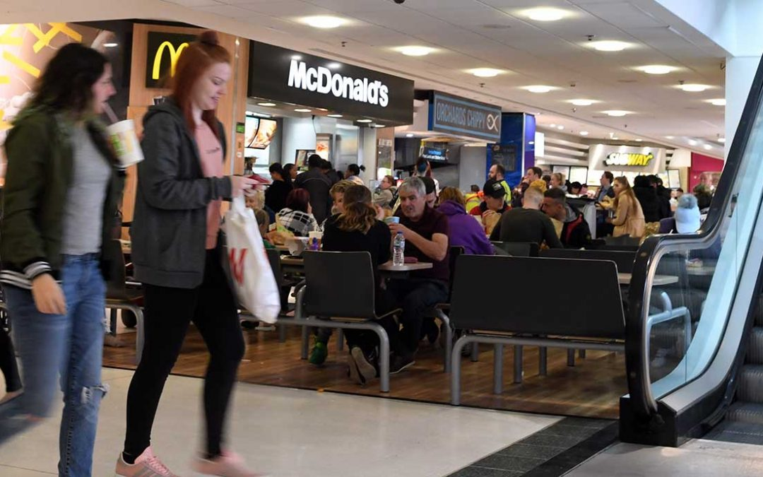 The Terrace Food Court (West Orchards)