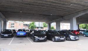 Cox Street Car Park