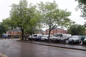 Leicester Row Car Park