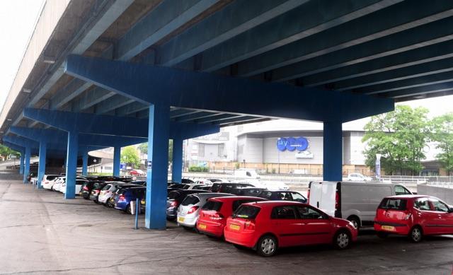 Moat Street Car Park Coventry