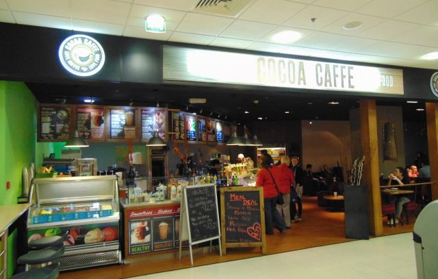 Cocoa Caffe