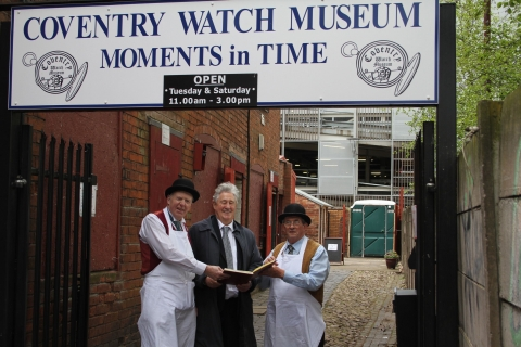 Coventry Watch Museum