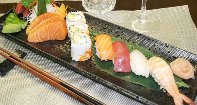 Best Japanese Restaurant Coventry