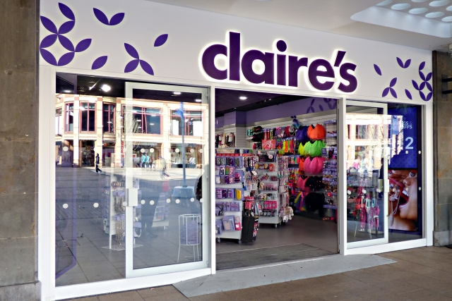 Claire's (Broadgate)