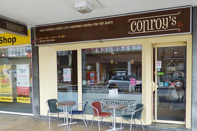 Conroy's Coffee House