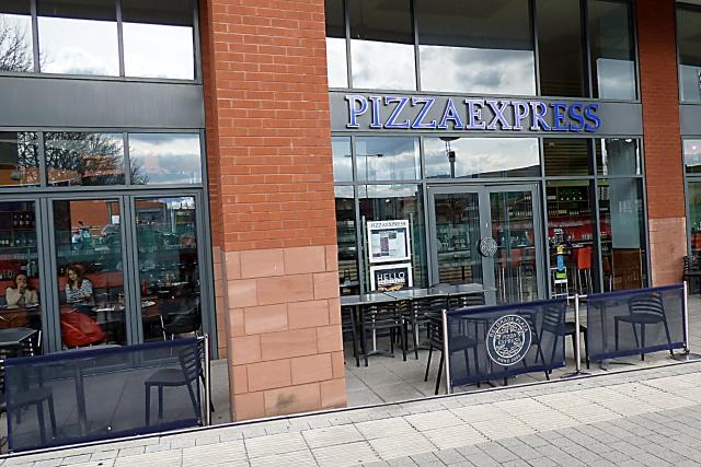 Pizza Express (Belgrade Plaza)