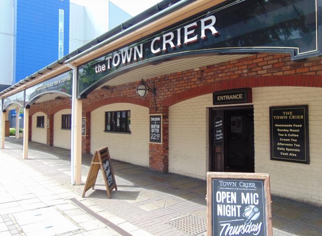 The Town Crier
