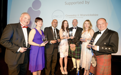 Coventry BID sponsors YoungPro and FirstPro awards