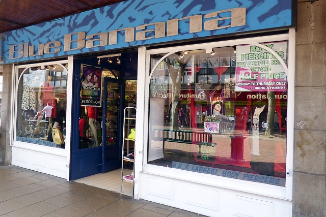 Welcome to The Blue Banana, specialising in brand new and unique Evening and Casual wear. Our service and quality are unsurpassed - we aim for % customer satisfaction. Our service and quality are unsurpassed - we aim for % customer satisfaction.