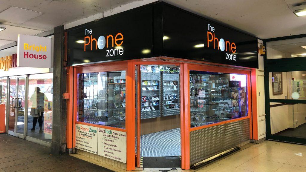 The Phone Zone