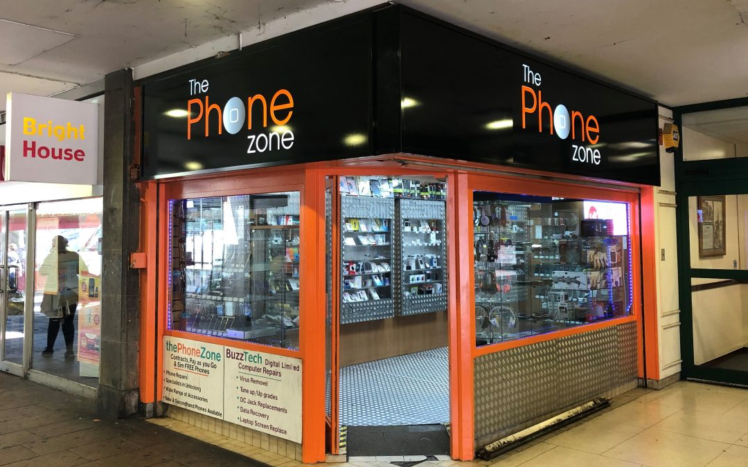 The Phone Zone