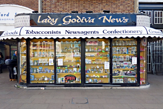 Lady Godiva News