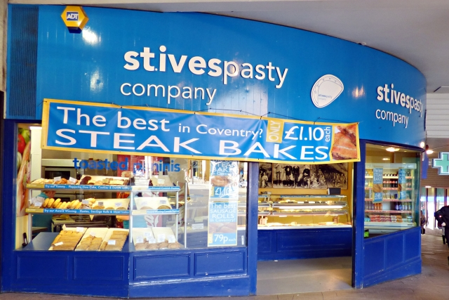 St Ives Pasty Co
