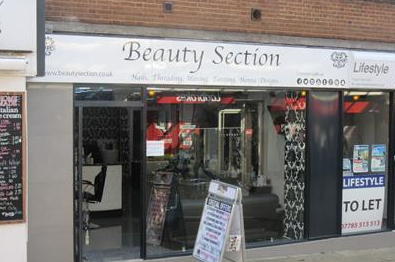 Beauty Section