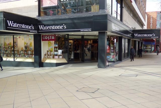 Waterstones Coventry Bid
