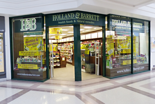 Holland & Barrett (West Orchards)