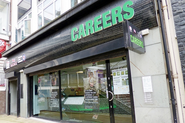 Army Careers Centre Coventry Bid