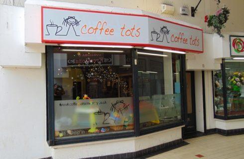 Coffee Tots