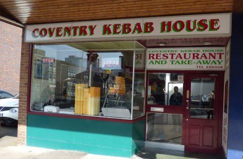 Coventry Kebab House
