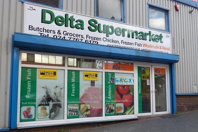 Delta Supermarket