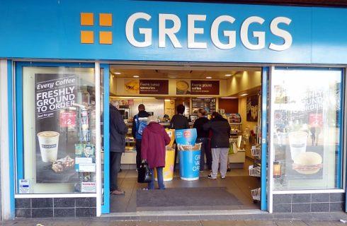Greggs (Shelton Square)