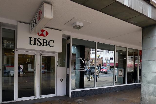 HSBC (Corporation Street)