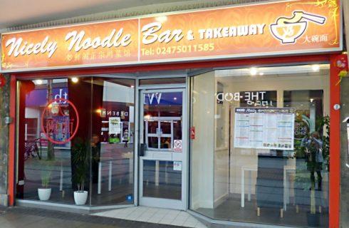 Nicely Noodle Bar