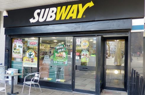 Subway (Bull Yard)