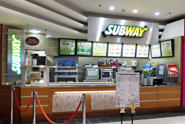 Subway (West Orchard)