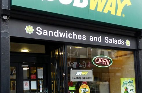 Subway (The Burges)