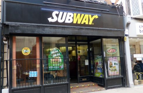 Subway (High Street)