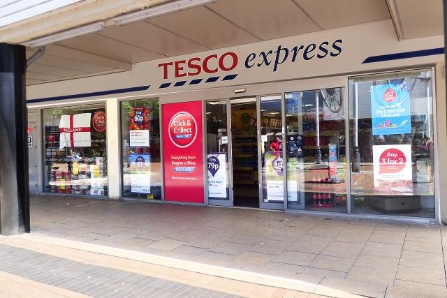 Tesco Express Shelton Square