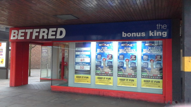 Betfred (Cross Cheaping)