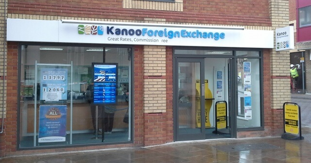 Kanoo Foreign Exchange