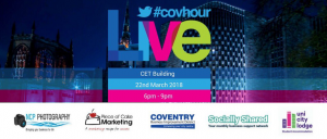 #Covhour live