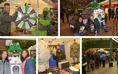Student shopping night a huge success
