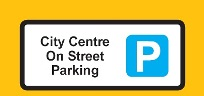 On Street Parking – City Centre