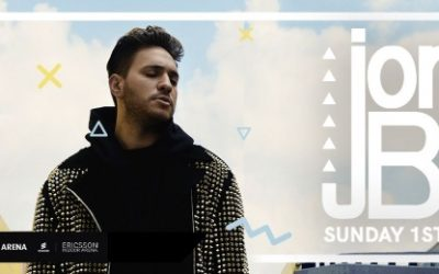 Jonas Blue announces Coventry date