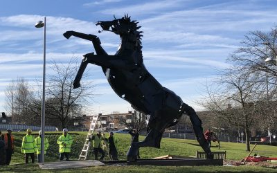 Trigger is given a new home in the city centre
