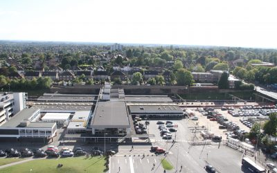 £90.4 million investment in Coventry towards new railway station and Friargate development