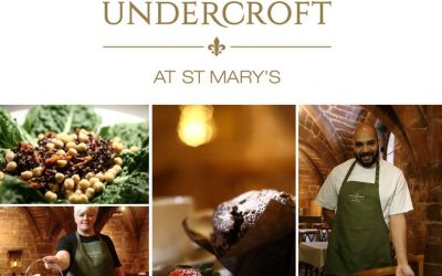 The Undercroft at St Marys Guildhall re-opens