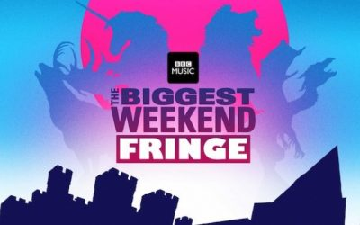 The Biggest Weekend Fringe
