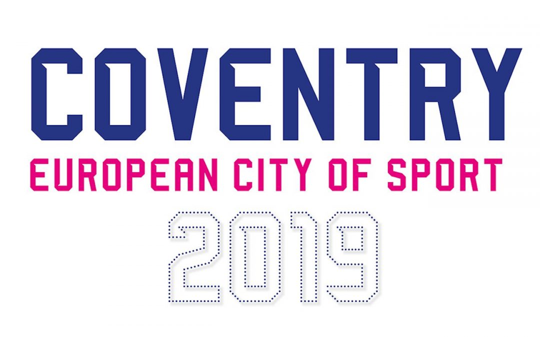 Coventry announced as European City of Sport for 2019