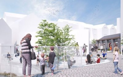 £4m plans to restore historic street and open up neglected River Sherbourne