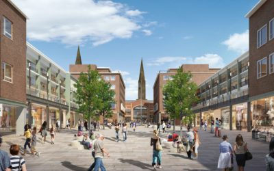 Upper Precinct redevelopment plans