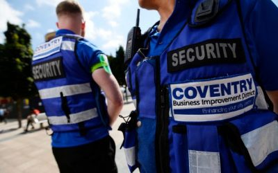 Coventry BID security patrols