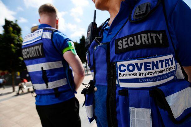 Coventry BID security patrols