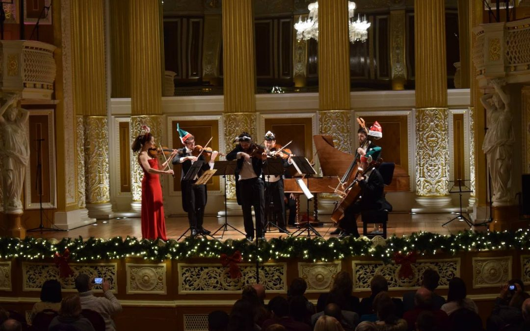 Viennese Christmas by Candlelight13.12.18