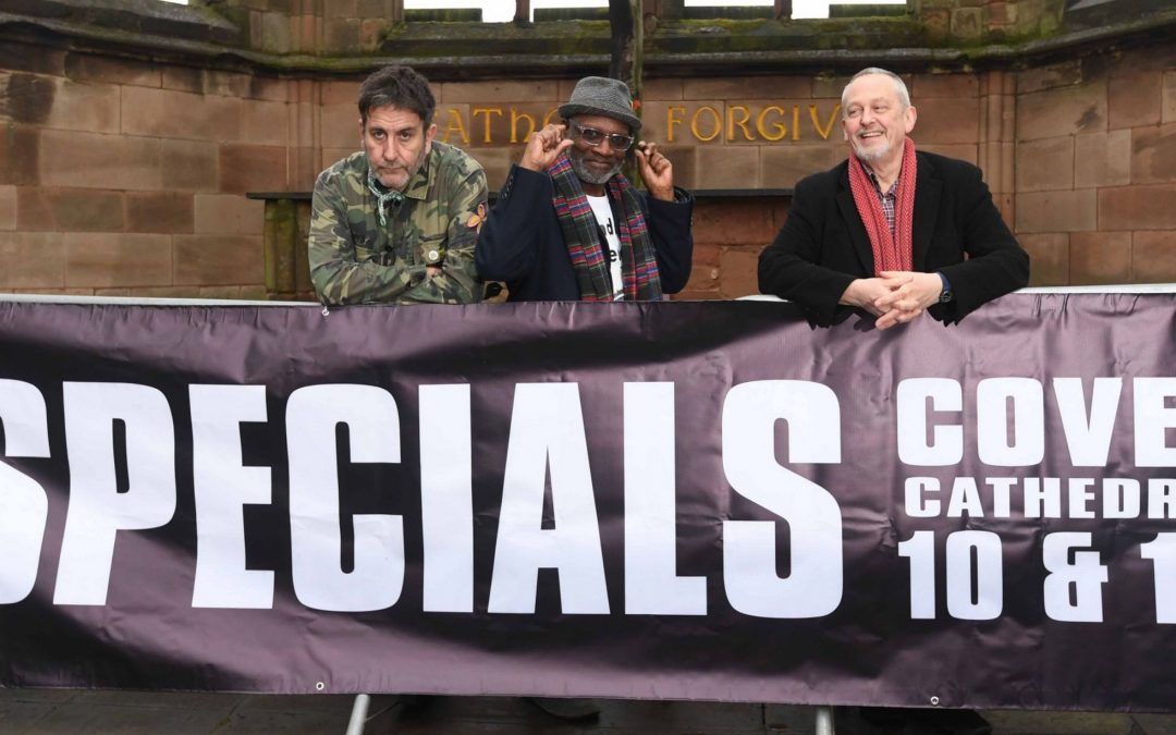 The Specials announce two Coventry dates