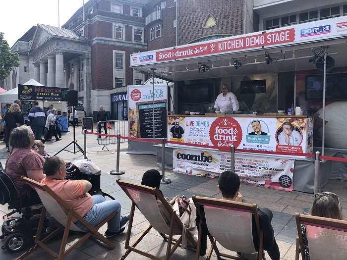 Coventry Food & Drink Festival 2019